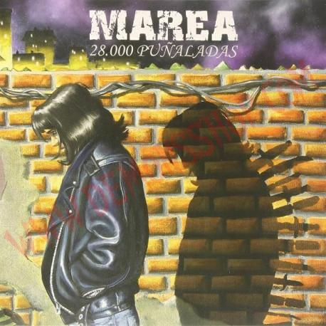 CD Marea - 28.000 Puñaladas