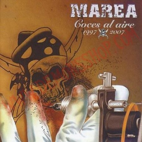 CD Marea - Coces Al Aire 1997 - 2007