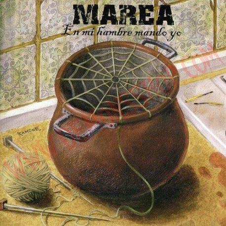 CD Marea - En Mi Hambre Mando Yo