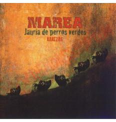 CD Marea - Jauría De Perros Verdes (Rarezas)