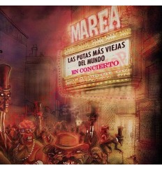 CD Marea - Las Putas Mas Viejas Del Mundo
