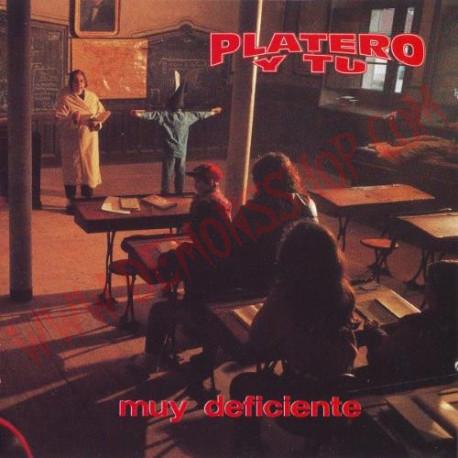 CD Platero y Tu - Muy Deficiente