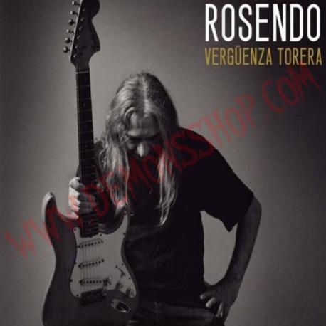 Vinilo LP Rosendo - Vergüenza Torera