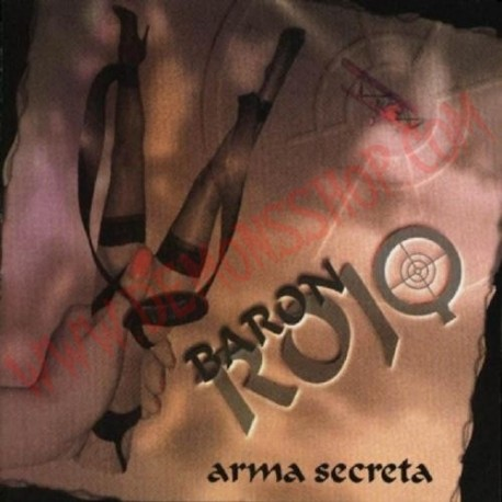 CD Baron Rojo - Arma Secreta
