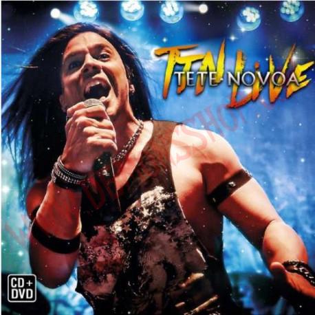 DVD Tete Novoa - TNT Live