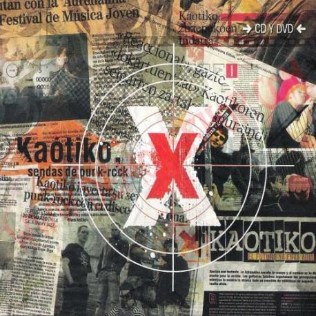 DVD Kaotiko - X