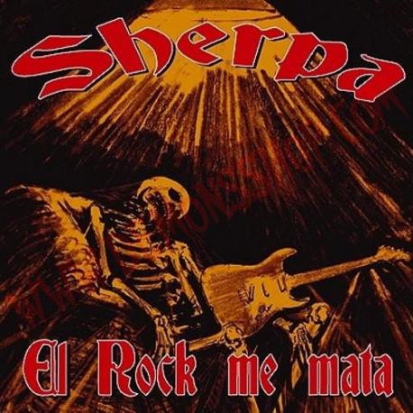 CD Sherpa - El rock me mata