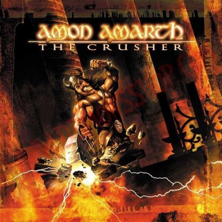 Vinilo LP Amon amarth - The Crusher