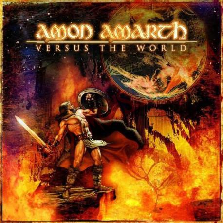 Vinilo LP Amon Amarth - Versus the world