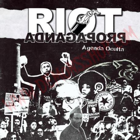 Vinilo LP Riot Propaganda - Agenda Oculta