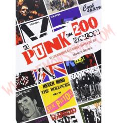Libro El punk en 200 discos: De los Ramones a La Banda Trapera del Río