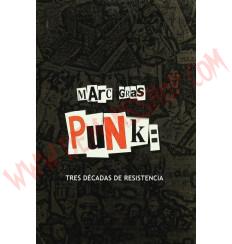 Libro Punk: tres decadas de resistencia