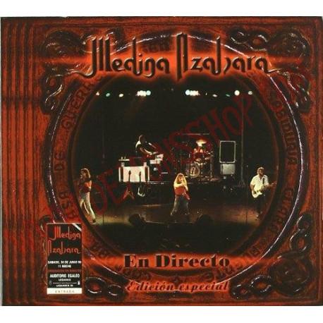 DVD Medina Azahara - En Directo