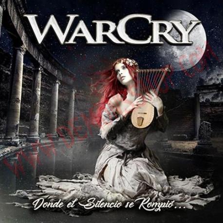 CD Warcry - Donde el silencio se rompió...