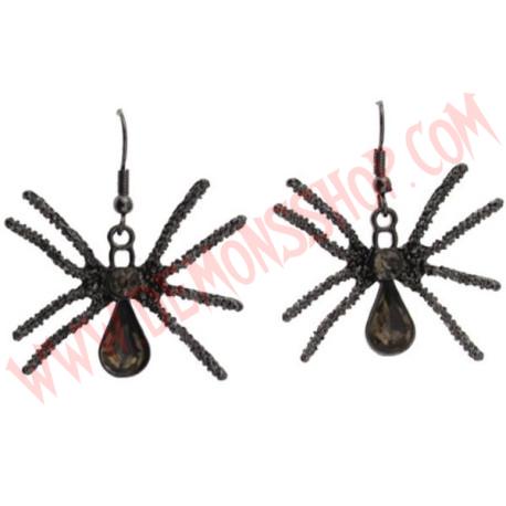 Pendientes Spider