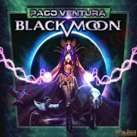 CD Paco Ventura - Black moon