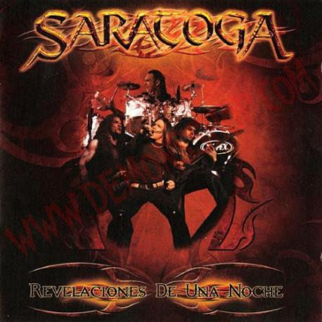 CD Saratoga - Revelaciones De Una Noche