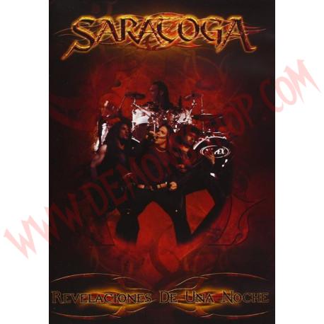 DVD Saratoga - Revelaciones De Una Noche