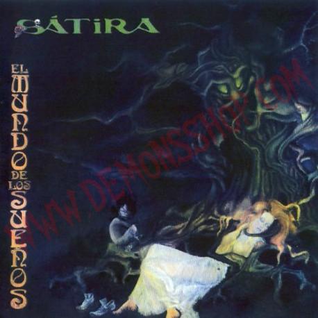 CD Satira - El Mundo De Los Sueños