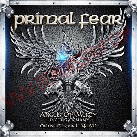 Blu-Ray Primal Fear - Angels Of Mercy - Live In Germany