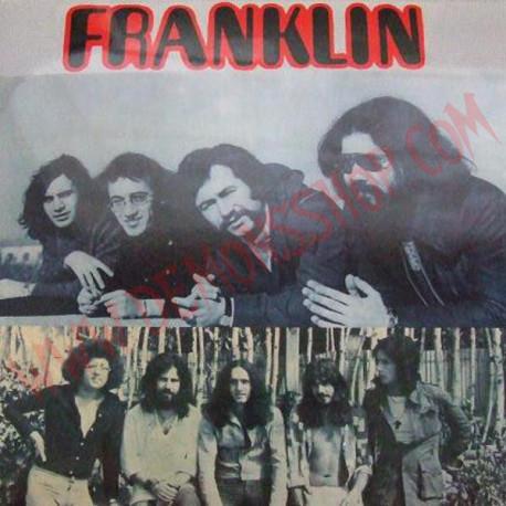 Vinilo LP Franklin – Life Circle (Discografia Completa Y Rarezas)