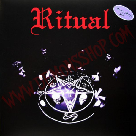 Vinilo LP Ritual – Ritual