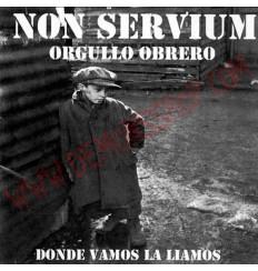 Vinilo LP Non Servium – Orgullo obrero