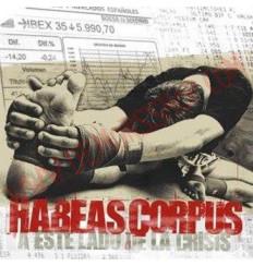 Vinilo LP Habeas Corpus – A Este Lado De La Crisis