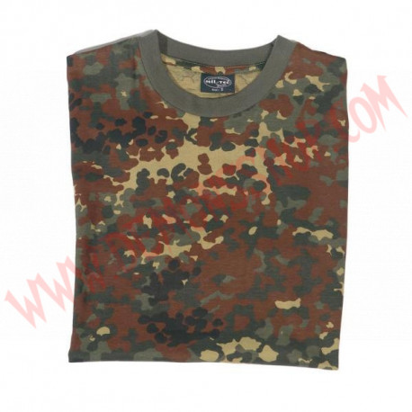 Camiseta MC Flecktarn