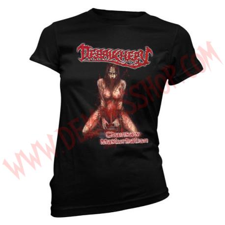 Camiseta Chica MC Debauchery
