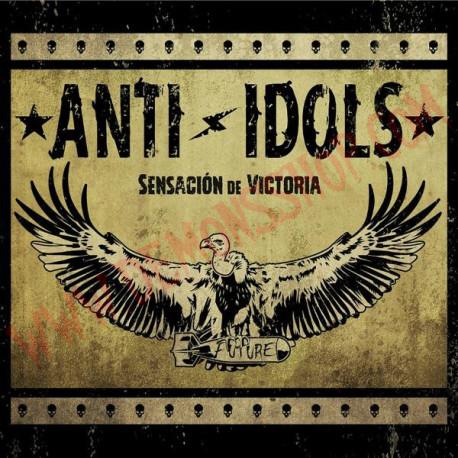 Vinilo LP Anti Idols - Sensacion de victoria