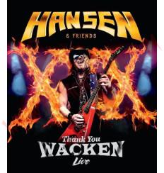 Blu-Ray Kai Hansen - Thank You Wacken Live