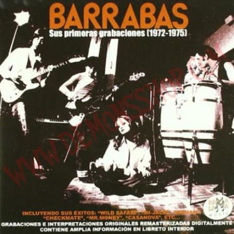CD Barrabas - Sus Primeras Grabaciones (1972-1975)