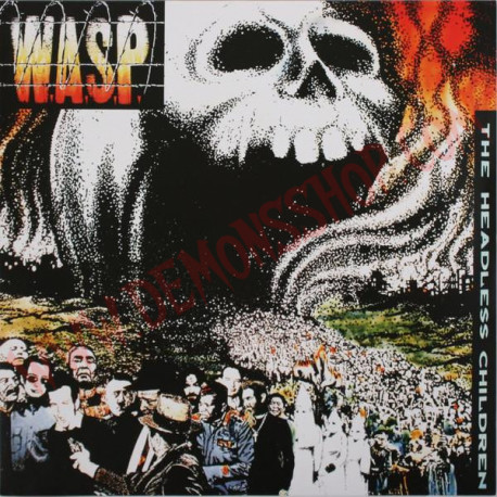 Vinilo LP Wasp - The Headless Children