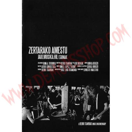 DVD Berri Txarrak - Zertarako Amestu