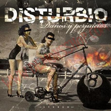 Vinilo LP Disturbio - Daños y perjuicios