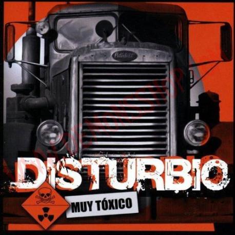 CD Disturbio - Muy Toxico