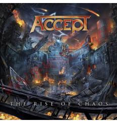 Vinilo LP Accept - The rise of chaos