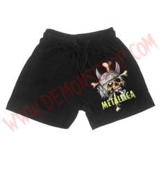 Bermuda Niño Metallica
