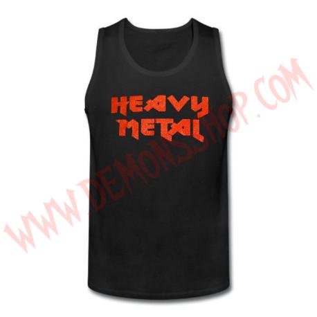 Camiseta SM HEAVY METAL