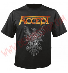 Camiseta MC Accept