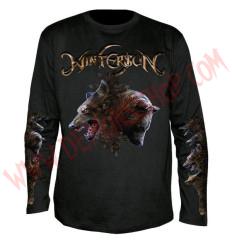 Camiseta ML Wintersun