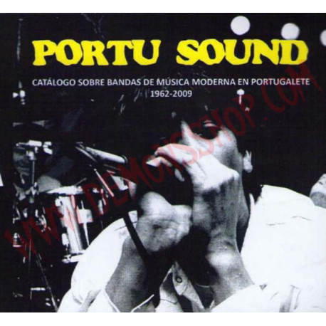 Libro Portu Sound