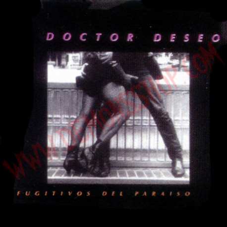 CD Doctor Deseo - Fugitivos Del Paraiso