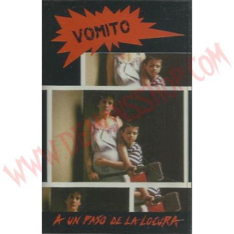 Cassette Vomito - A un paso de la locura