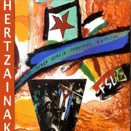 CD Hertzainak – Mundu Berria Daramagu Bihotzean
