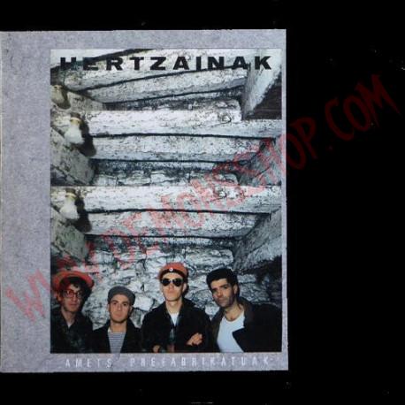 CD Hertzainak – Amets Prefabrikatuak