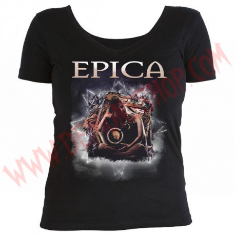 Camiseta Chica MC Epica