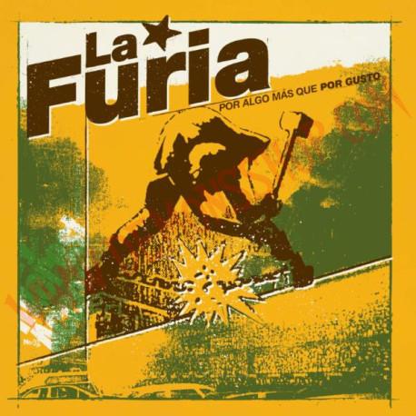 Vinilo LP La Furia – Por Algo Más Que Por Gusto