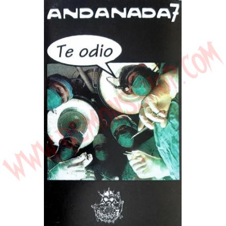 Cassette Andanada 7 – Te Odio